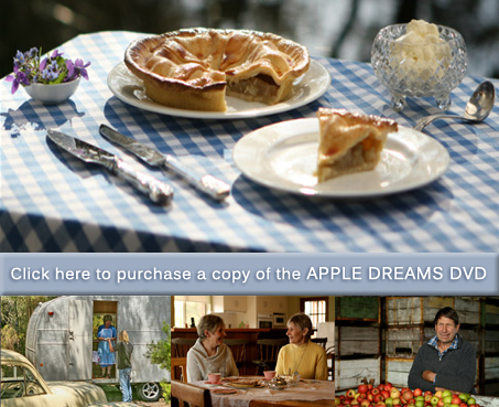 Click here to purchase the Apple Dreams DVD